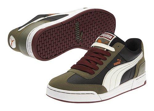 Puma Express Sneaker grün 42.5