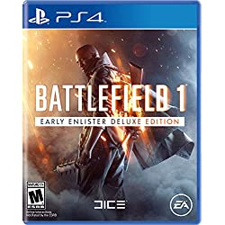 Battlefield 1 Early Enlister Deluxe Edition - PlayStation 4