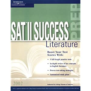 Sat 2 Success Literature
