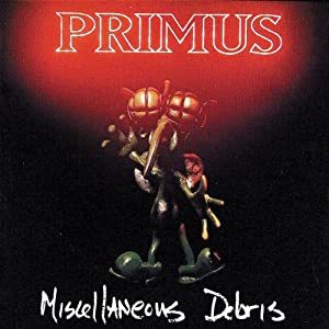 "Cover of ""Miscellaneous Debris"""