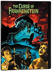 "Cover of ""The Curse of Frankenstein"""