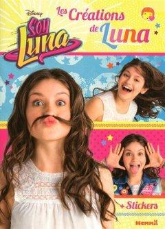 Soy-Luna-Les-crations-de-Luna-Avec-des-stickers-Activits-100-filles