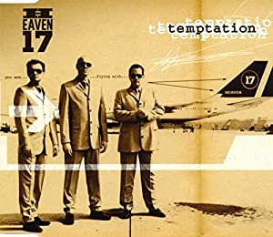 Heaven 17 - Temptation [CD-Single, Tracks: Rhythm Masters ...