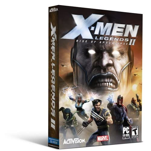 X-Men Legends II Rise of the Apocalypse - Repack (250mb Only)