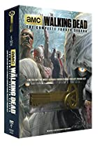 The Walking Dead: Season 4 (Limited Edition with Prison Key) [DVD + CD]