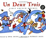 Un, Deux, Trois: First French Rhymes (Book & CD)
