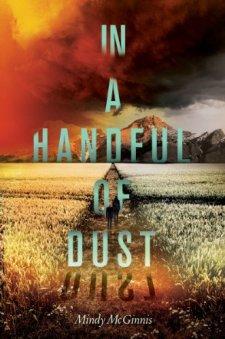 In a Handful of Dust by Mindy McGinnis| wearewordnerds.com