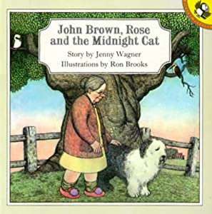 """Cover of """"John Brown, Rose and the Midnig..."""