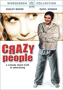 "Cover of ""Crazy People"""