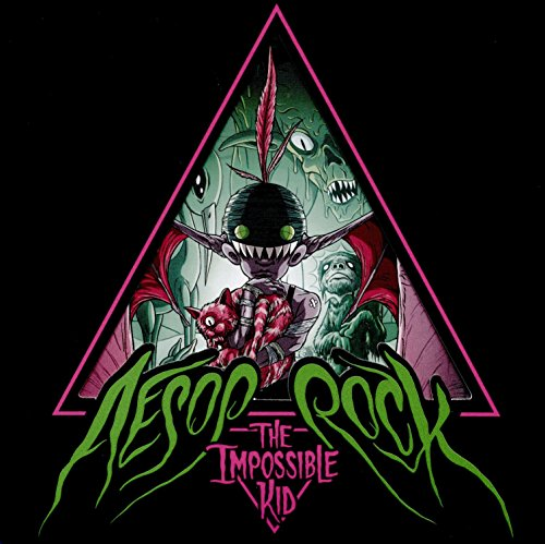 Aesop Rock-The Impossible Kid-CD-FLAC-2016-FAiNT Download