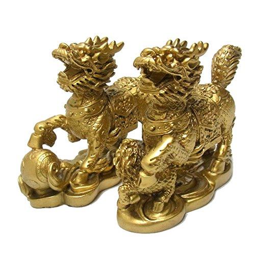 風水・開運置物 麒麟(キリン) 【グッズ】【グッツ】【アイテム】