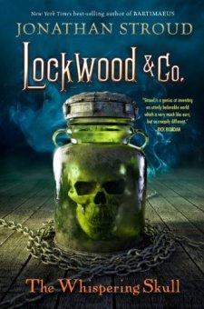 Lockwood & Co., Book 2 The Whispering Skull by Jonathan Stroud| wearewordnerds.com