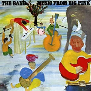"Cover of ""Music From Big Pink"""