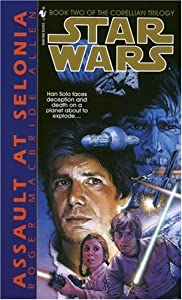 "Cover of ""Assault at Selonia (Star Wars: ..."