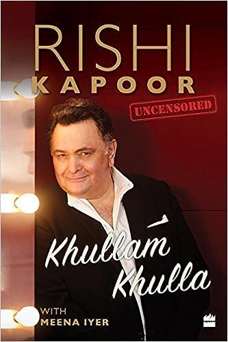 Rishi Kapoor Autobiography