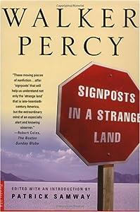 "Cover of ""Signposts in a Strange Land: Es..."