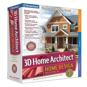 Amazon.com: Broderbund 3D Home Architect Home Design ...