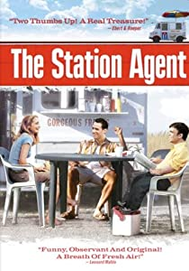 "Cover of ""The Station Agent"""