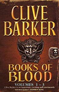 "Cover of ""Books of Blood"""