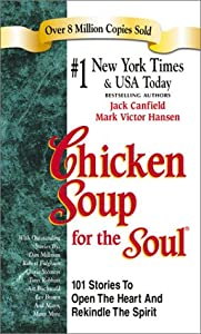"Cover of ""Chicken Soup for the Soul"""