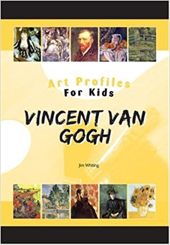 Kids Books On Vincent Van Gogh Ted Macaluso Author