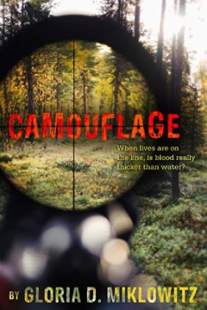 Camouflage by Gloria Miklowitz | Featured Book of the Day | wearewordnerds.com