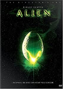 "Cover of ""Alien (The Director's Cut)"""