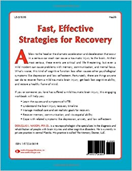 The Mild Traumatic Brain Injury Workbook Your Program For