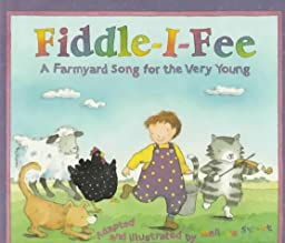 "Cover of ""Fiddle-I-Fee: A Farmyard Song f..."