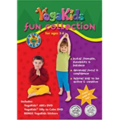 Yogakids Fun Collection