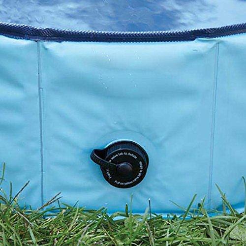 Dog Bathtub PYRUS Collapsible Pet Bath Pools Inflatable
