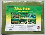 WINDHAGER 6410 PE-Schutz-Plane 2x3 m grün