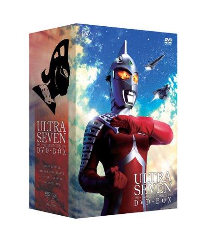 ウルトラセブン 1994~2002 パーフェクト・コレクション DVD-BOX