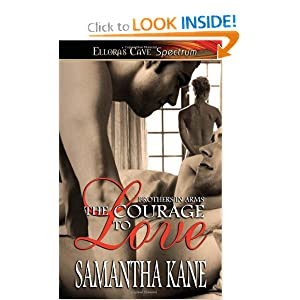 The Courage to Love (Brothers in Arms, Book 1)