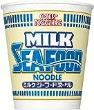 日清カップヌードル ミルクシーフードヌードル 83g 1ケース(20食入)