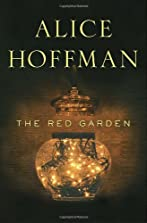 """Cover image of """"The red garden"""""""