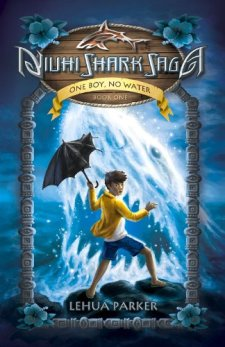 One Boy, No Water (The Niuhi Shark Saga) by Lehua Parker| wearewordnerds.com