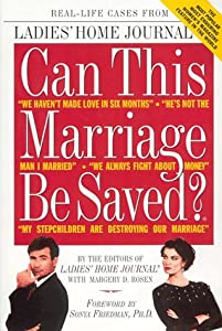 "Cover of ""Can This Marriage Be Saved?"""