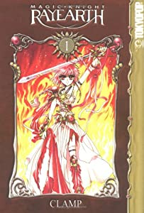 "Cover of ""Magic Knight: Rayearth I, Book ..."