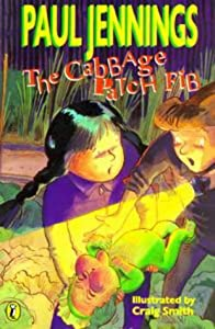 "Cover of ""The Cabbage Patch Fib"""