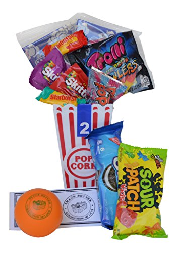 Movie Night Gift Bundle Easter Basket