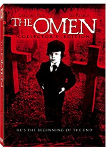 "Cover of ""The Omen (Two-Disc Collector's ..."