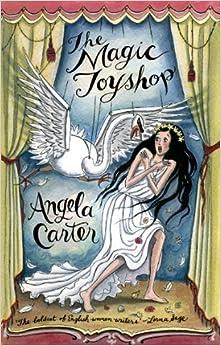 The Magic Toyshop Book Cover
