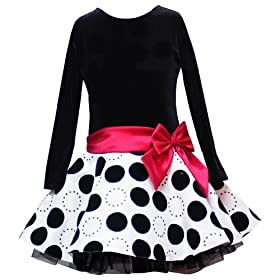 Rare Editions Girls 7-16 Skater Dress