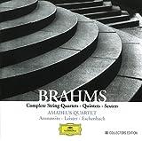 Complete String Quartets, Quintets, Sextets