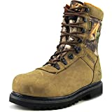 "Men's Wolverine® Big Horn Insulated Waterproof 8"" Hunting Boot (10.5 M in Natural/RealTreeTM Xtra)"