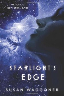 Starlight's Edge by Susan Waggoner| wearewordnerds.com