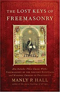 "Cover of ""The Lost Keys of Freemasonry (A..."