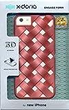 ラスタバナナ X-doria iPhone 5 Case Engage Form OR RBX5G02