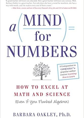 A (Mind/for) = Numbers book cover